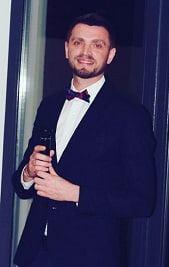Ведущий Андрей Богуслав