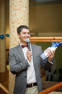 Ведущий Сергей Шатылюк