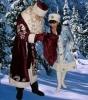 Дед мороз и снегурочка в Белой Церкви