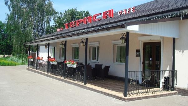 ресторан Бельведер